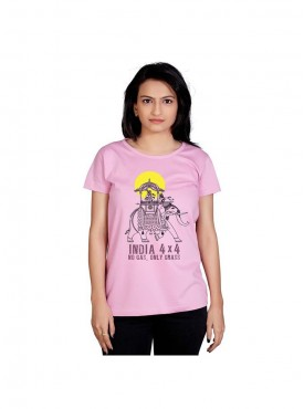 Tantra Women Light Pink 4 X 4 2 Longtees