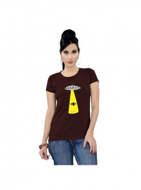 Tantra Women Choco Scotty Longtees