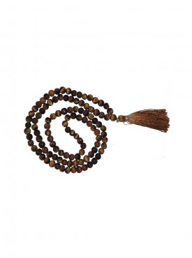 Tiger Eye Mala 8 MM