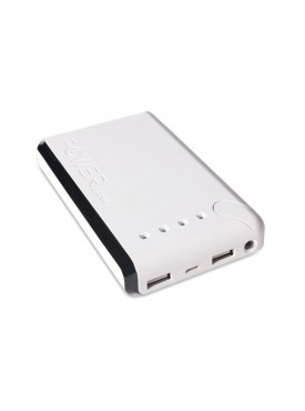 Callmate 13000 mAh Dream Power Bank with Two USB Ports