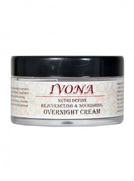 Ivona Nutri Define Rejuveneting Nourishing Overnight Cream