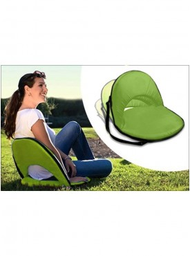 Portable Reclining Yoga Chair And Shoulder Strap