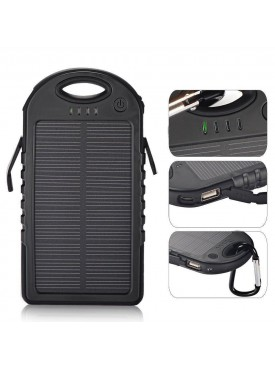 APG Power Bank Small Solar 5000 mAh