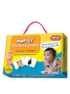 Professionals Flash Cards