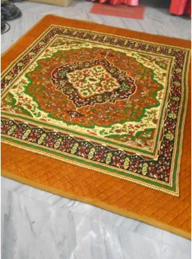 Avsen Wool Cotton Golden Carpet by Diplomat