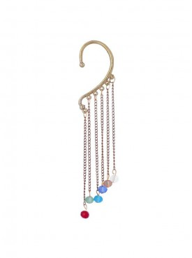 Ethnic Multi Color Stylish Earrings
