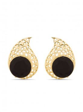 Adorable Golden Stylish Earrings