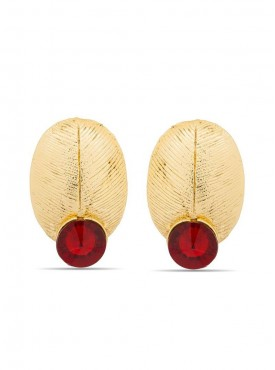 Unique Golden Stylish Earrings