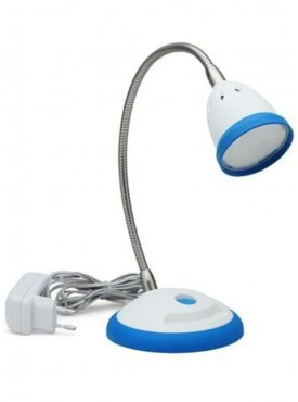 Renata LED Desk Light - Illumina - Cool White Light-Blue
