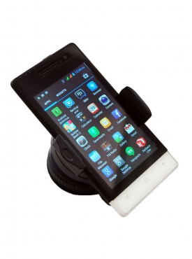 Audiom Car Mobile Stand/Holder  VZ-CRS01 (Black)