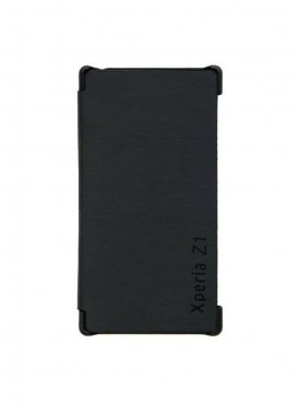 Vizio Flip Cover For Sony Xperia Z1 L39H - Black