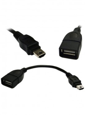 Vizio OTG Cable v3 Data Cable (Black)