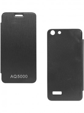 Vizio Micromax Canvas AQ 5000 Flip Cover