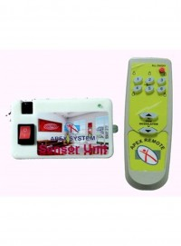 Apex Magic Remote For 5 Lights And 1 Fan