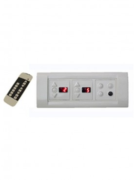 Apexremote Controlled Switch Board For 3 Lights 2 Fan