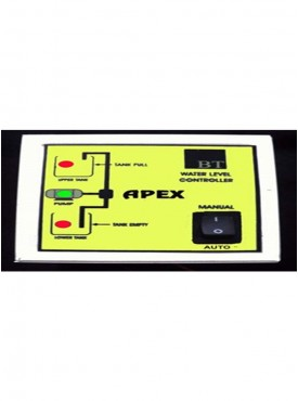 Apex Fully Automatic Water Tank Pump Controller With Surge Protecter