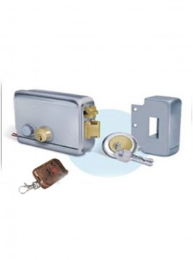 Apex Remote Controlled Stainless Steel Door Lock