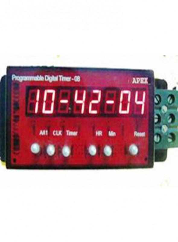 Apex Programable Digital Timer Timer With Real Time Clock