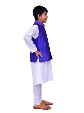 Boys Kurta Pajama Jacket