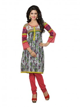 Multi Cotton kurti