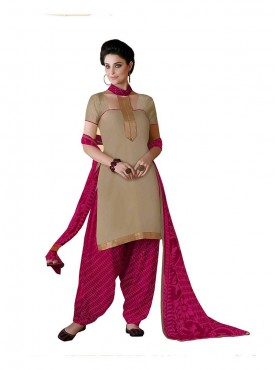 Chikoo Color Suit
