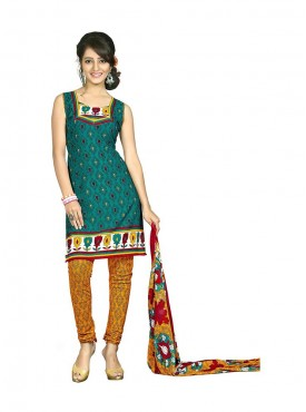 Rama Green Color Suit