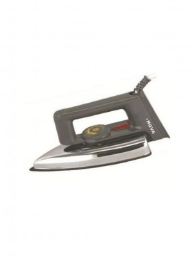 NOVA N-102 Electrical Iron Black