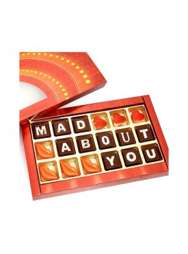 Theme Chocolates- Mad About You