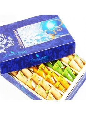 Ghasitaram Assorted Rolls Box