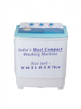 Twin Tub Semi Automatic Washing Machine