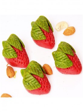 Dryfruit Stawberry