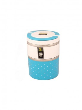 Double Tumbler Lunch Box