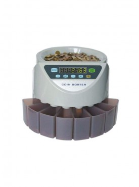 COIN COUNTING AND SORTING MACHINE -PARAS-YBJ600