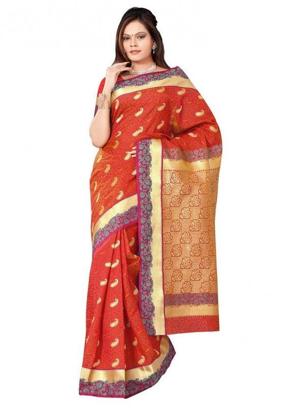 Micra Silk Saree
