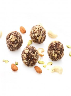 Sugarfree Chocolate Kaju Laddoo