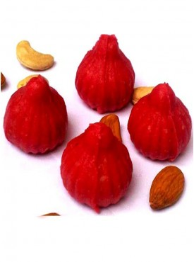 Ghasitaram Sugarfree Strawberry Modaks
