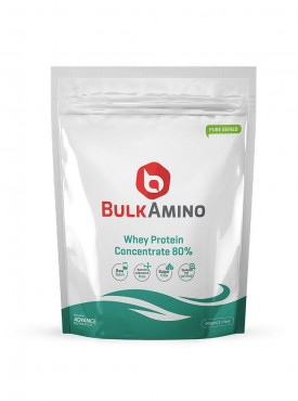Advance Nutratech Bulkamino Whey Concentrate 8