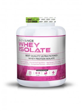 Advance Whey Isolate Protein Powder 2kg