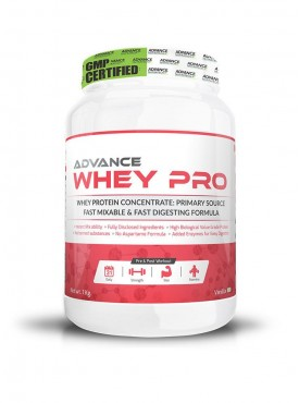 Advance Nutratech Advance Whey Pro Protein Po
