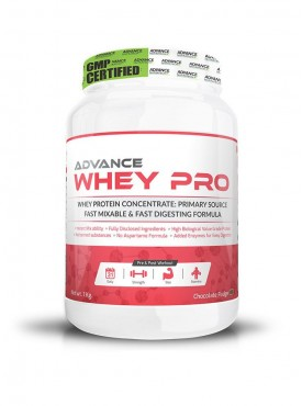 Advance Nutratech Advance Whey Pro Protein Powder 1Kg
