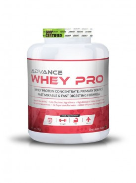 Advance Whey Pro 2kg chocolate Flavour