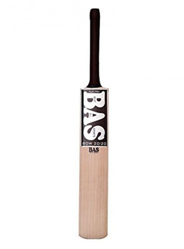 BAS Vampire Bow 20/20 English Willow Cricket Bat - Full Size