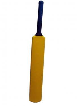 Rhino Top Quality Plastic Moulded Cricket Bat - Size 6