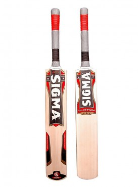 Sigma Platinum Kashmir Willow Cricket Bat
