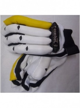 Combat Match Batting Gloves-Boy