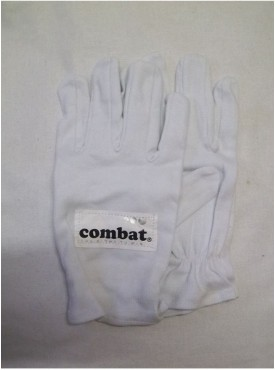 Combat Plain Batting Inner Gloves (Pack Of 2 Pairs Of Batting Inner Gloves)