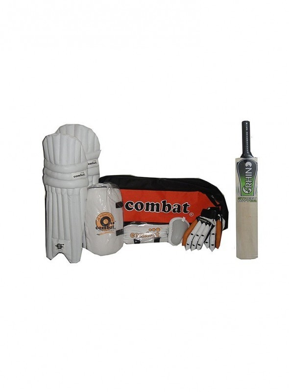 Combat Match Complete Cricket Kit With Bat Size-6