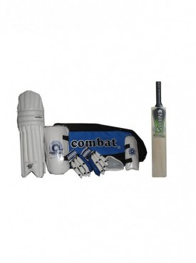 Combat Match Complete Cricket Kit With Cricket Bat Size-3