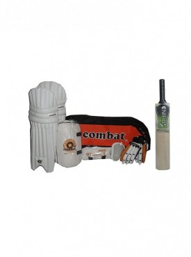 Combat Match Complete Cricket Kit With Cricket Bat Size-5