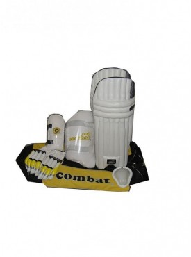 Combat Superior Complete Cricket Kit Without Cricket Bat-Men